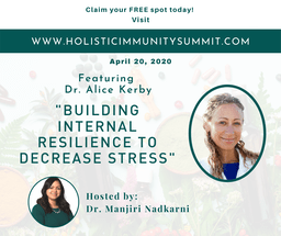 Building Resilience to decrease stress